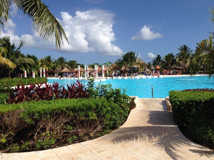 Grand Palladium Riviera Maya, espectacular resort!!!