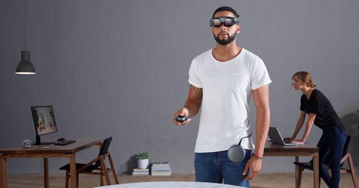 Получивший $1,9 млрд инвестиций стартап Magic Leap впервые показал свои очки с дополненной реальностью, разрабатываемые с 2011 года.