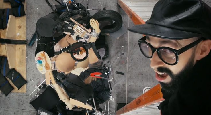 1x1.trans OK Go New Video   The Writing's On the Wall