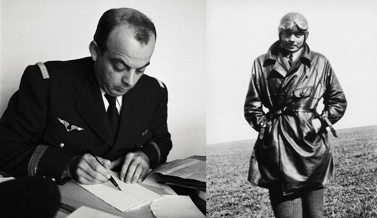 """El 31 de julio de 1944, durante un vuelo de reconocimiento en la Segunda Guerra Mundial, muere el piloto y célebre escritor francés Antoine de Saint-Exupery, autor del célebre libro """"El Principito""""."""