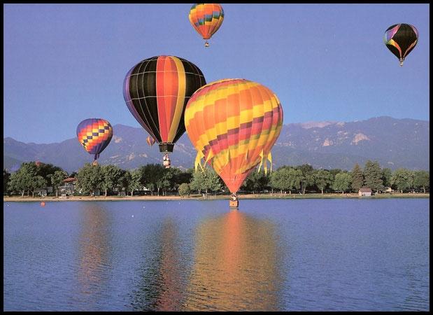 Photographer Ron Behrmann, Colorado