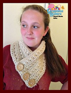 Fisherman's Cowl/Scarf by Gramma Beans