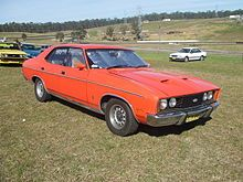 Ford Falcon (Australia) - Wikipedia, the free encyclopedia