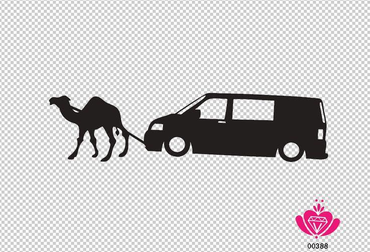 T5 Camel Tow Sticker by vinylgem on Etsy