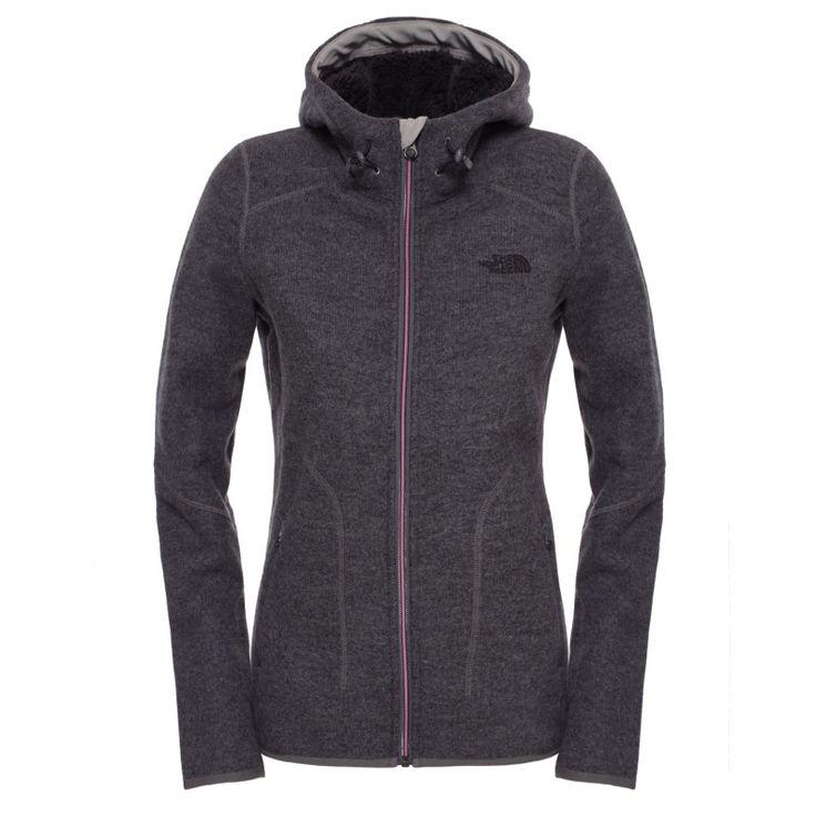 Køb The North Face Women's Zermatt Full Zip Hoodie fra Outnorth
