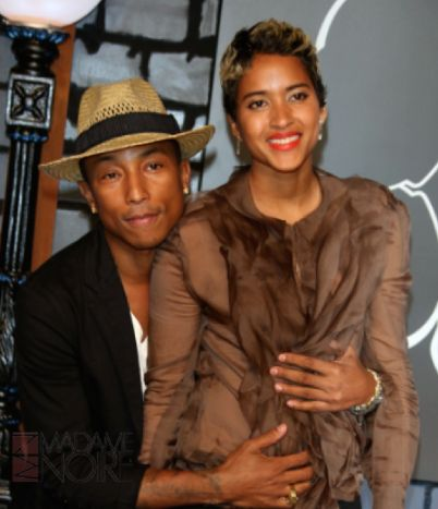 Happy! Pharrell And Wife Helen Lasichanh Expecting Second ...