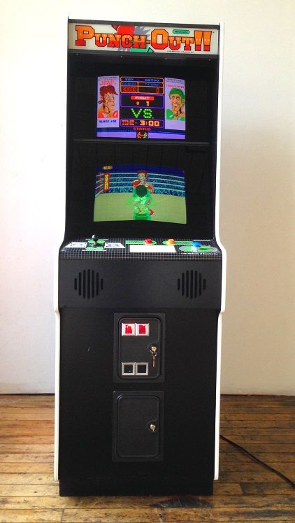 punch out arcade cabinet for sale - Google Search