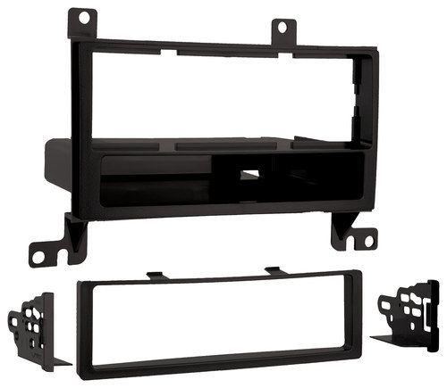 Metra - Installation Kit for Select 2007-2012 Hyundai Santa Fe Vehicles - Black