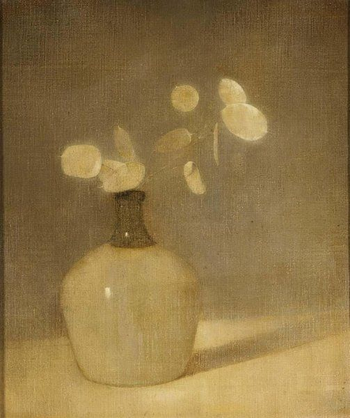 There's something about the paintings of Dutch artist Jan Mankes (1889-1920)...