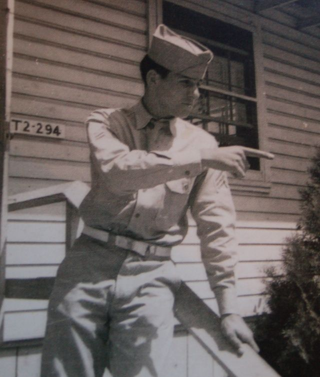 The 'Easy' at Camp TOCCOA Wild Bill