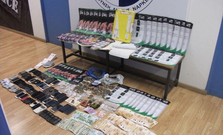 Εστελναν κοκαΐνη και στην Κρήτη εμποτισμένη σε διαφημιστικά φυλλάδια και ημερολόγια - Επιτυχία της ΕΛ.ΑΣ.
