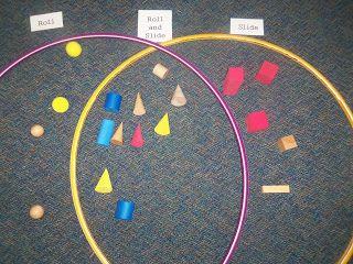 Mrs. Wood's Kindergarten Class: 3-D shapes