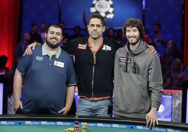 World Series of Poker 2017: N.J.\'s Scott Blumstein expands lead as WSOP final down to final 3