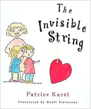 The Invisible String Great book for sharing how we are connected to the ones we love ALL THE TIME - even if they're on the moon! http://www.christinapeakhealth.com