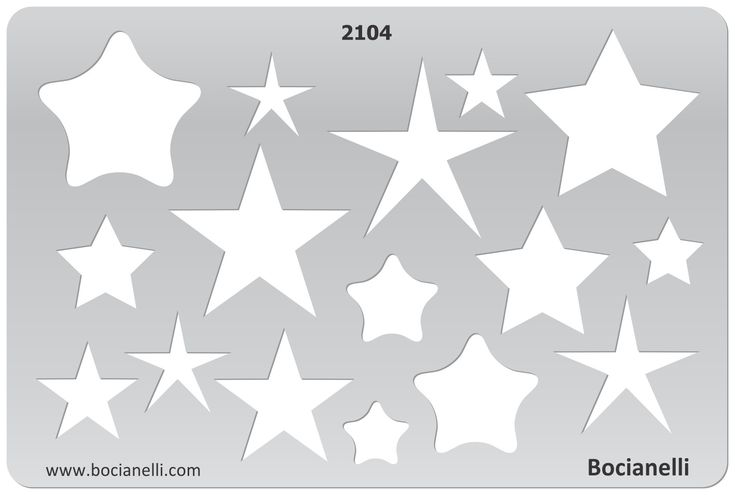 Best 25+ Star Template Ideas On Pinterest