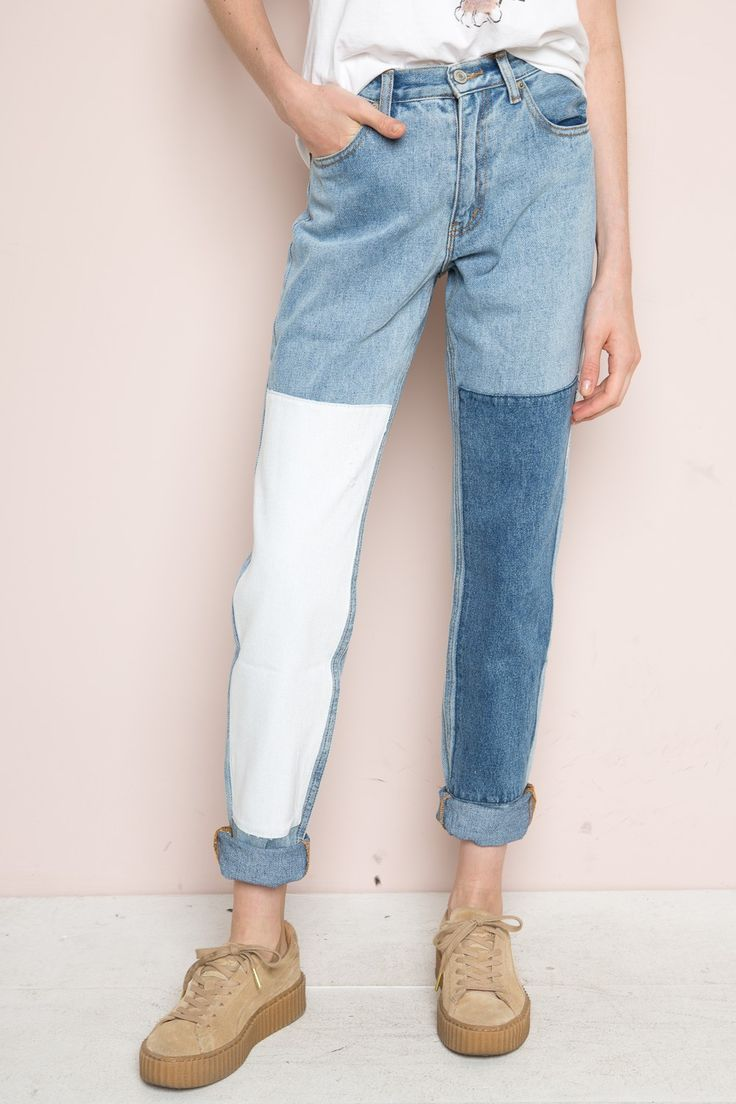 Brandy ♥ Melville | Kenzo Denim - Just In