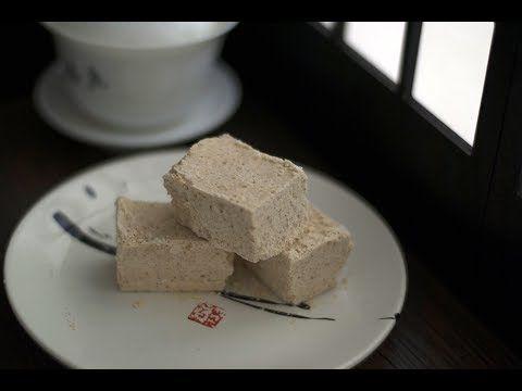 香甜松子糕 How to make pine nuts rice cake| Vegan&Gluten free