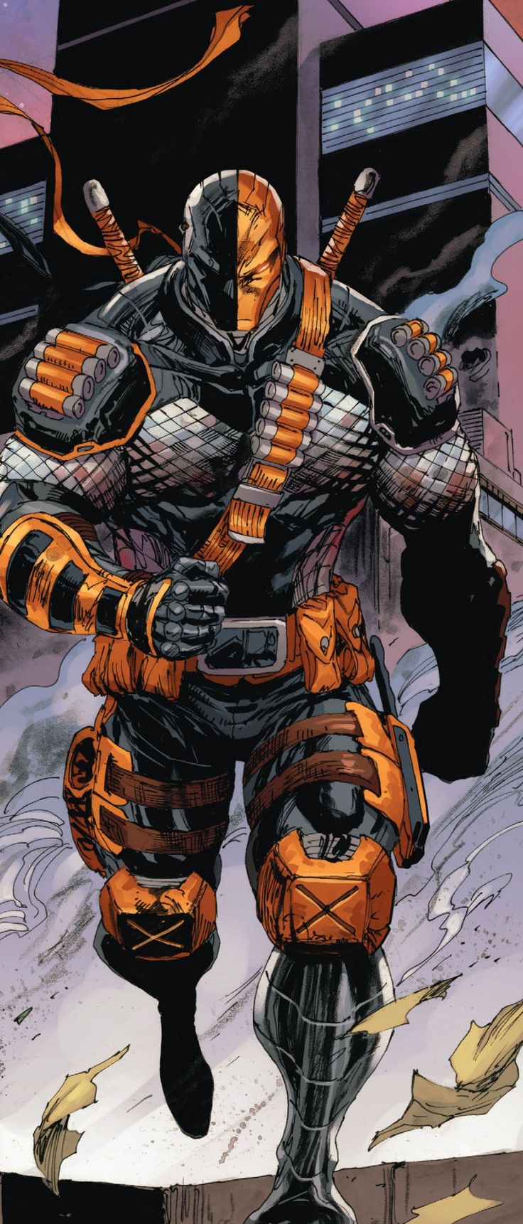 Deathstroke #15 2016. - Living life one comic book at a time.