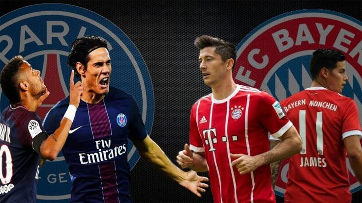 Here's a look at one of the mouthwatering fixtures of Matchday 2 of the UEFA Champions League 2017-18, in which PSG take on Bayern Munich at the Parc des Princes: