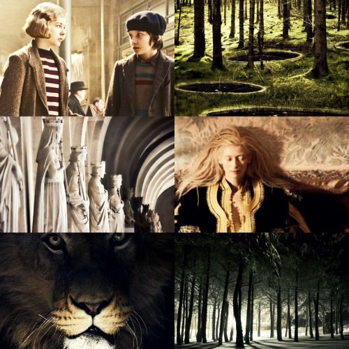 the chronicles of narnia [1/7]: the magician's nephew