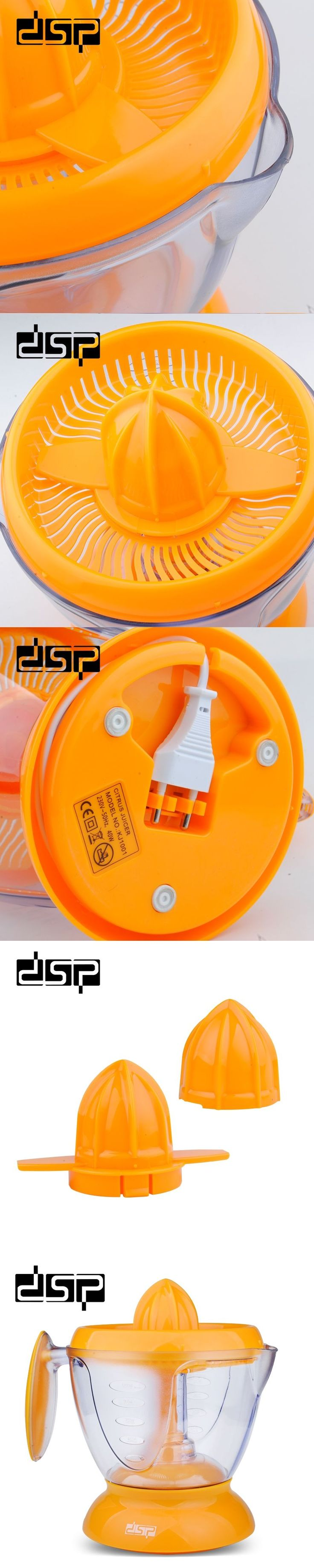 DSP KJ1001 Manual Juicer Orange Lemon Squeezer Fuite Juice Presser Wheatgrass Extractor Citrus Fruit Juicer