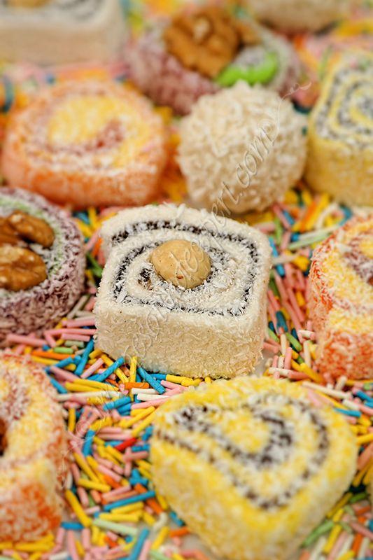 dulciuri turcesti, fotografie de produs