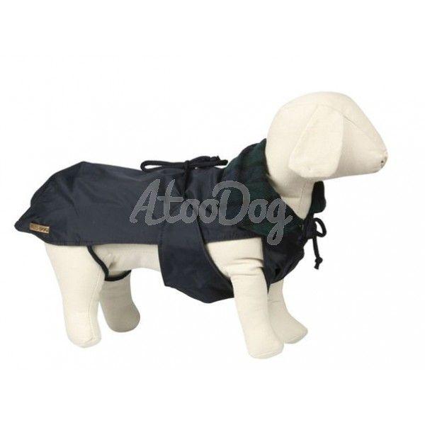 Imperméable chien noir doublé Imper Doublé (Ref : DR325) 43cm20,27 €