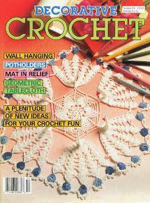 Decorative Crochet Magazines n°14 - tristanime - Picasa Web Albums