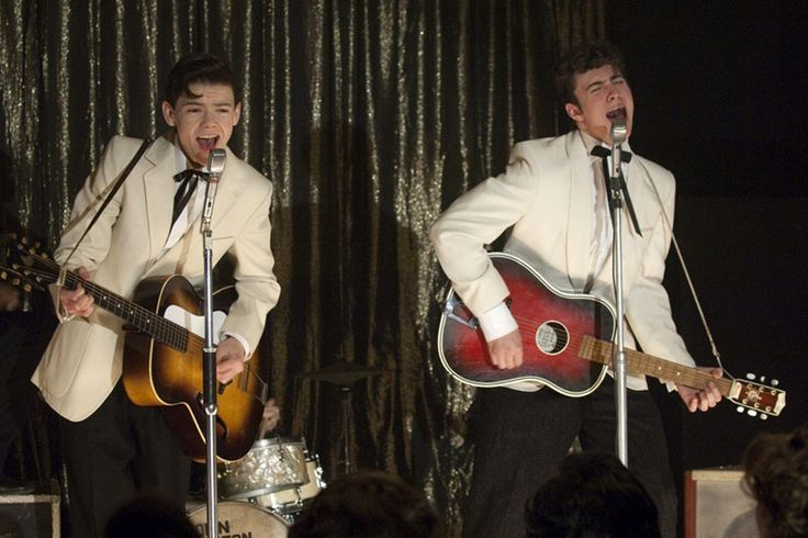 Thomas in Nowhere Boy, LOVED this film