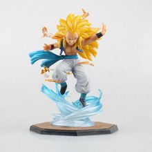 16cm Anime Dragon Ball Z Super Saiyan Son Gohan Action Figures Master Stars Piece Dragonball Figurine Collectible Model Toy