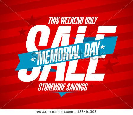 memorial day vector art