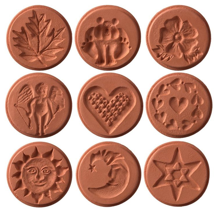 Ceramic cookie molds recipe