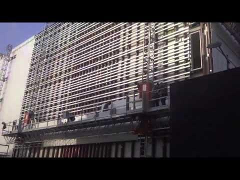 Fachadas ventiladas & Solid Surface