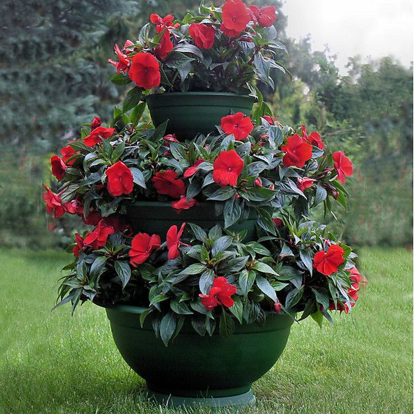 10 Best Ideas About Tiered Planter On Pinterest