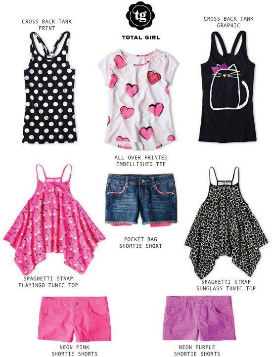 118 best Cute tween clothing images on Pinterest | Tween clothing ...