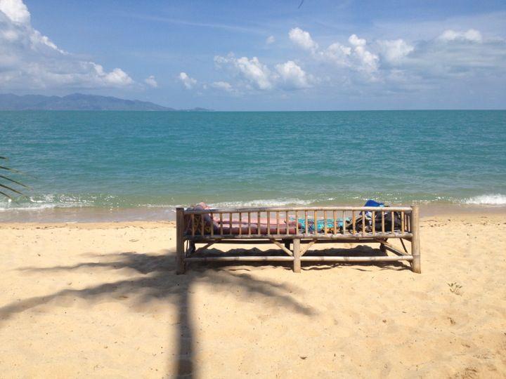 Buddha Beach, Maenam, Koh Samui
