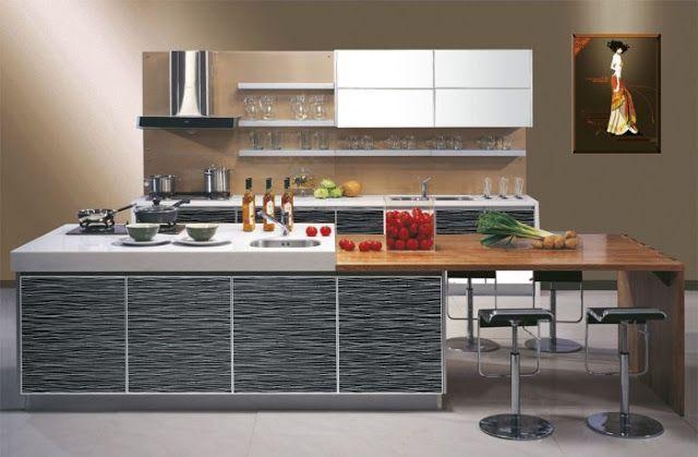 14 πολύ μοντέρνες κουζίνες! | Φτιάξτο μόνος σου - Κατασκευές DIY - Do it yourself
