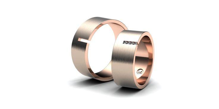 Snubní prsten 001