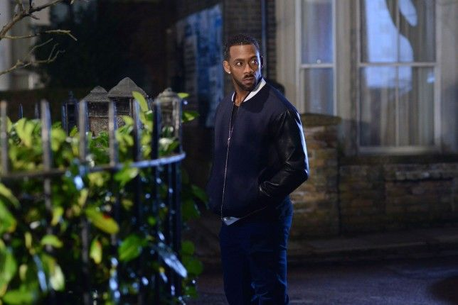 5 questions surrounding Richard Blackwood's mysterious EastEnders arrival