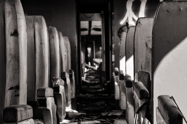 Trains in b by Katerina Magazioti, via Behance