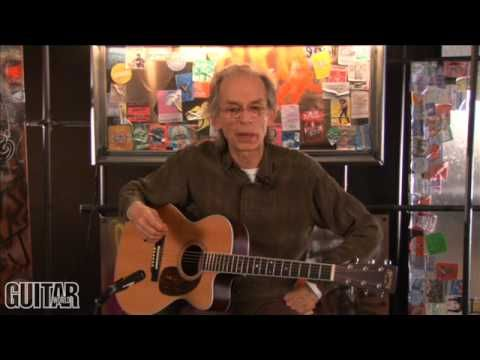 Yes' Steve Howe Guitar Lesson