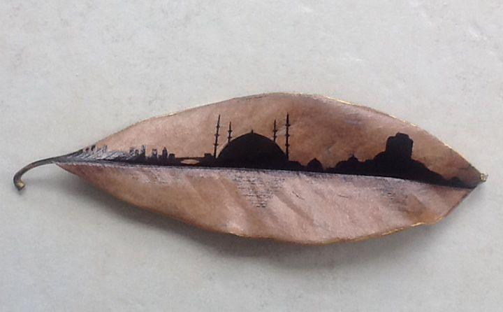İstanbul'un yaprakla buluşması