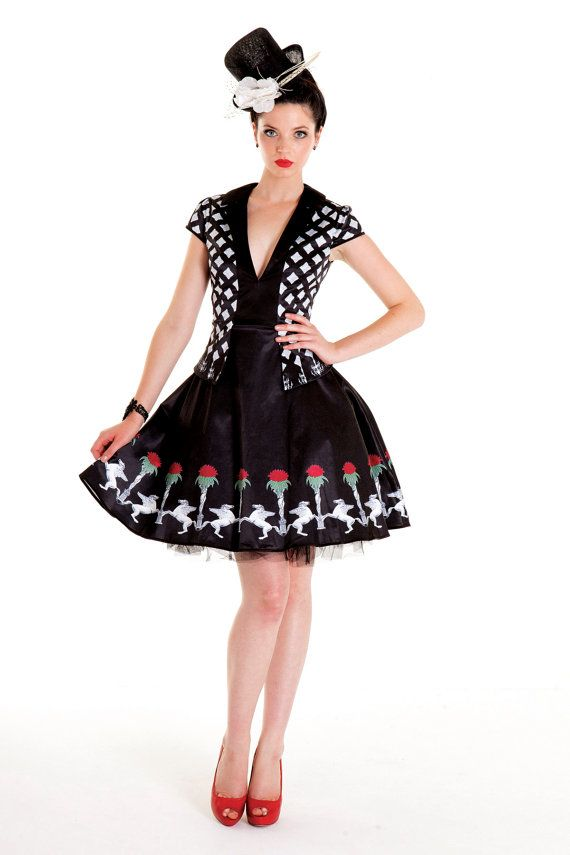 Casting Call Dress Perfect ponies by MackenzieMode on Etsy, $399.00