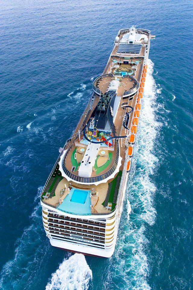 Como é o MSC Preziosa, o maior navio a navegar pelo Brasil