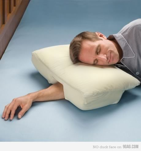 Need this Pillow!Ideas, Gadgets, Stuff, Arm Sleeper, Awesome, Sleeper Pillows, Random, Things, Products