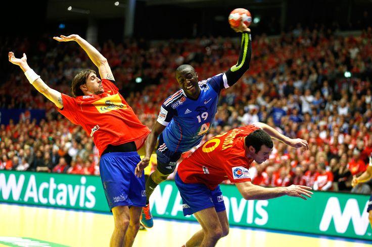 Handball Luc Abalo
