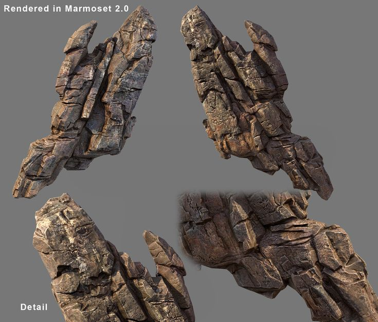 Rawk - Post any rocks you make here! - Page 18 - Polycount Forum