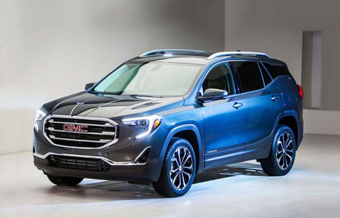 2018 GMC Terrain Providing Improved Interior and Muscular Design