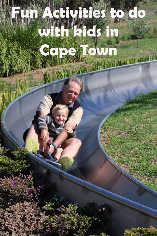 Here are some fun activities I like to do with my kids in and around Cape Town.