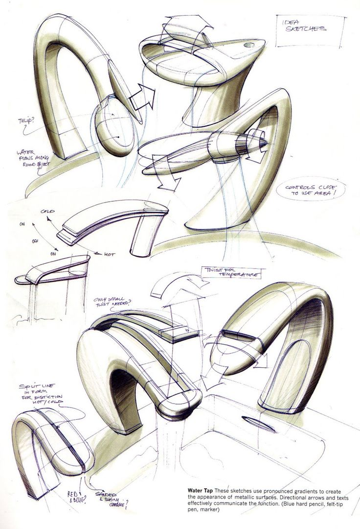 """""""koos eissen"""" Holy shit! I was thinking of a design for a faucet then i sketched one of those and when i opened pinterest and scrolled to my feeds i saw this... Wtf?! Mind-blowned"""